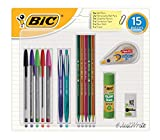 BIC Student Stationery Kit (Pack of 15)