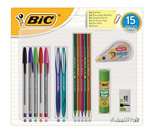 bic-kit-di-cancelleria-per-studenti-confezione-da-15-pezzi