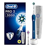 Best Electric Toothbrushes - Oral-B Pro 3 3000 CrossAction Electric Toothbrush Rechargeable Review
