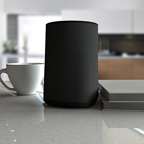 VAUX Cordless Home wireless Speaker for Amazon Echo Dot Gen 2 Black/Carbon