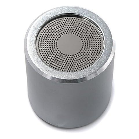 3W Mini-Bluetooth-Speaker ACE Drum, Bluetooth / Micro-SD-Slot / AUX-Anschluss, Smartphone-Zubehör, Verwendbar Als Freisprech-Anlage, Hohe Audioqualität & Kompaktes
