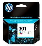 HP 301 Farbe Original Druckerpatrone für HP Deskjet