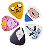 Adventure Time Finn Jake and Cast Guitar Plectrum - Best Reviews Guide