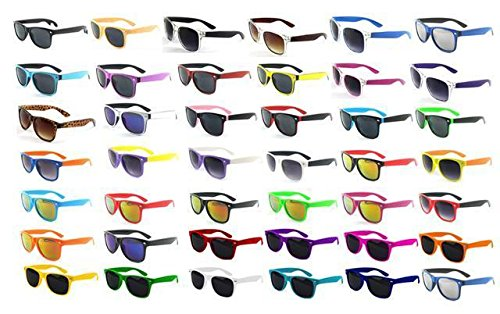 ASVP Shop Mens Womens Classic Mirror Sunglasses Vintage Retro