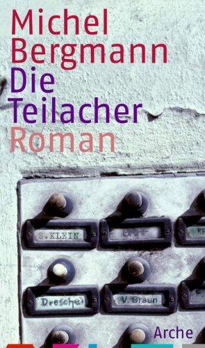 Buchseite und Rezensionen zu 'Die Teilacher' von Michel Bergmann