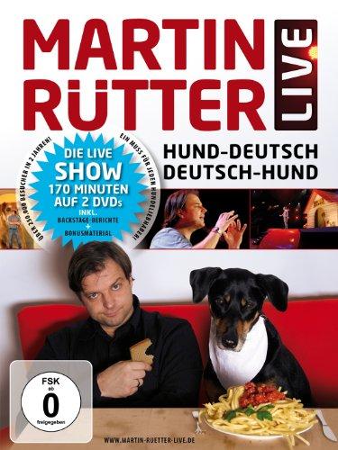 Martin Rütter - Live: Hund-Deutsch / Deutsch-Hund [2 DVDs]