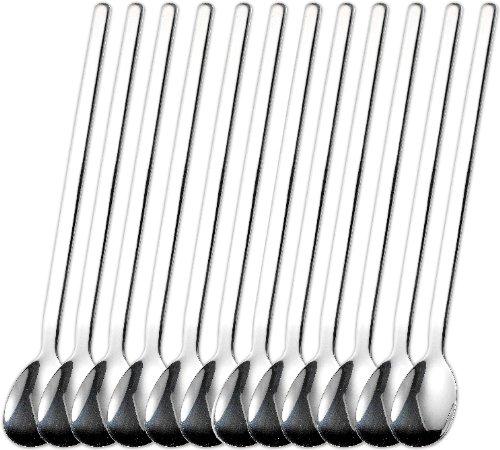 Esmeyer Bettina - Set da 12 cucchiaini da bibita BETTINA in acciaio inox 18/10 lucido