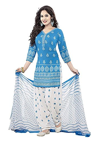 Jashvi Creation Women\'s Ethnic Wear Creap Silk Unstitched Regular Wear Salwar Suits Dress Material