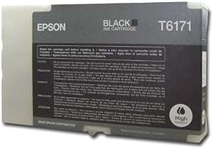 Epson T6171 Cartouche d'encre d'origine Noire Haute capacité 4000 pages