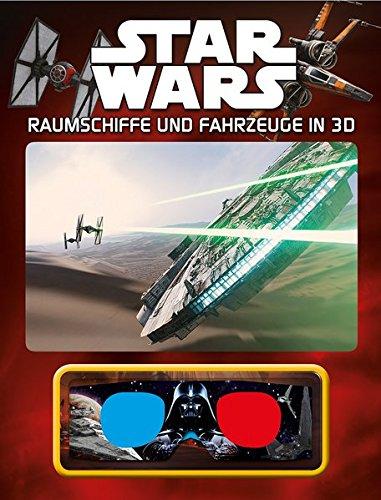 Star WarsTM Raumschiffe und Fahrzeuge in 3D
