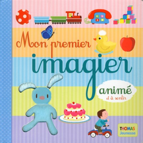 MON PREMIER IMAGIER ANIME ET A SENTIR