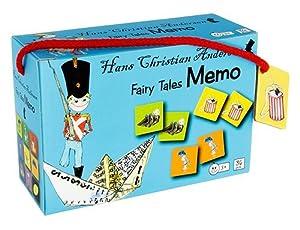 Hans Christian Andersen- Memo Game El soldadito de Plomo (Barbo Toys 6127)