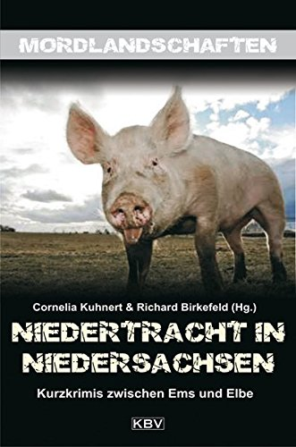 Niedertracht in Niedersachsen: Kurzkrimis zwischen Ems und Elbe (Mordlandschaften)