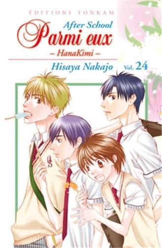 Parmi eux - Hanakimi - After School Vol.24 par NAKAJO Hisaya