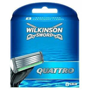 Wilkinson Quattro blades