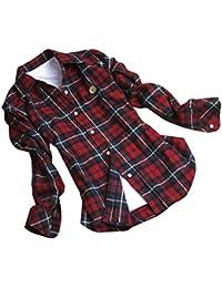 suchergebnis auf f r rot kariertes hemd damen. Black Bedroom Furniture Sets. Home Design Ideas