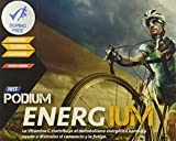 Energium de Just Podium | Ginseng + Vitamina C + Guaraná + 100% natural | sabor sandía