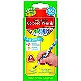 Crayola My First Crayola Easy Grip Color Pencils, Multi Color