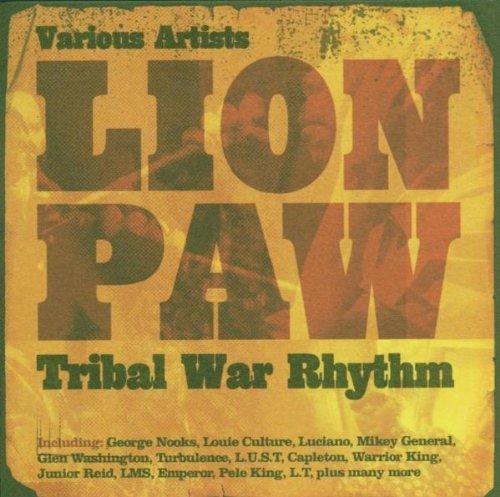 Lion Paw Tribal War Rhythm