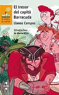 El tresor del capità Barracuda par Llanos Campos Martínez