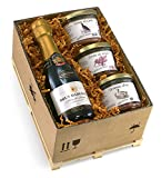 Geschenk Box Mini-Palette Hors-d'oeuvres
