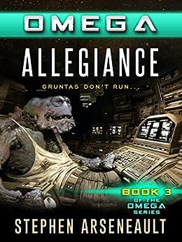 OMEGA Allegiance (English Edition) di [Arseneault, Stephen]