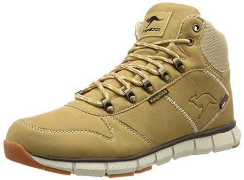 KangaROOS K-BlueRun 8023, Sneaker Basse Unisex - Adulto Beige (Beige (wheat 140))