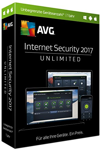 AVG Internet Security 2017 Picture