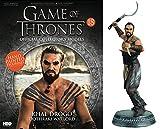HBO - Figura de Resina Juego de Tronos. Game of Thrones Collection Nº 18 Khal Drogo