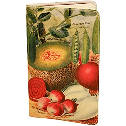 Posti, amici pelosi & Journal (ortaggi) del Cahier Moleskine-Agenda tascabile Heirloom Vegetables