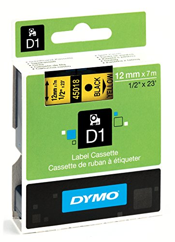 dymo-d1-standard-self-adhesive-labels-for-labelmanager-printers-12-mm-x-7-m-black-print-on-yellow