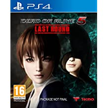 Tecmo Dead Or Alive 5 - Last Round Basic PlayStation 4 video game - video games (PlayStation 4, Fighting, Multiplayer mode, M (Mature))