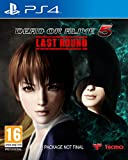 Cheapest Dead or Alive 5 Last Round (PS4) on PlayStation 4