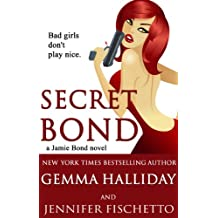 Secret Bond (Jamie Bond Mysteries Book 2) (English Edition)