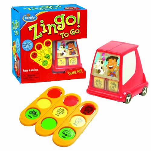 HCM Kinzel Thinkfun 11146 - Zingo To Go