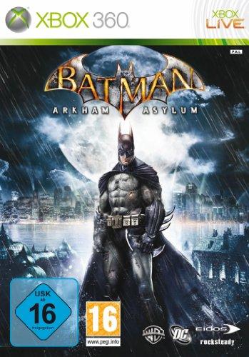 Batman: Arkham Asylum [Software Pyramide] (Xbox 360-spiele Arkham Asylum)