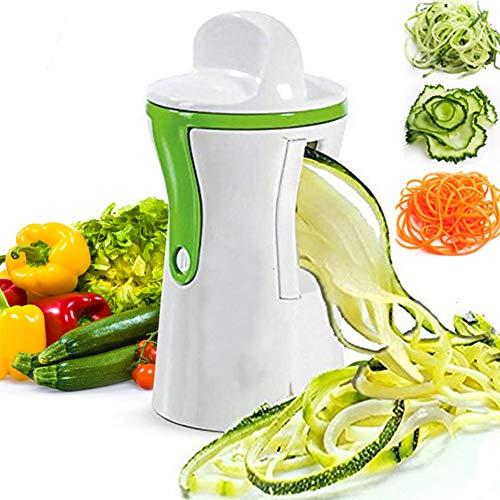 Home Gemüse Spiralschneider Gemüse Spiralizer Hand Obst Chopper Küchenwerkzeug