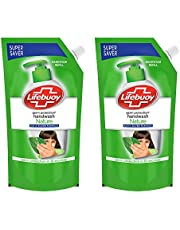 Lifebuoy Nature Germ Protection Handwash Refill 750 ml (Buy 1 Get 1 Free)