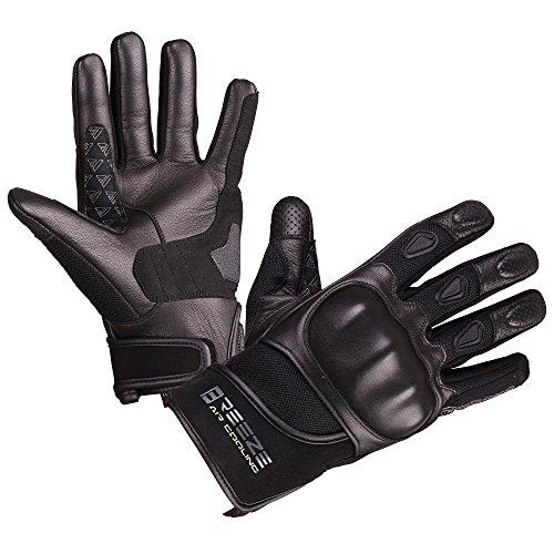 Modeka Breeze Handschuhe Schwarz 10