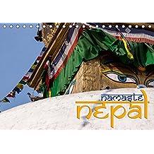 Namaste Nepal (Tischkalender 2018 DIN A5 quer): Faszinierendes Land Nepal - Menschen, Kultur und Abenteuer (Monatskalender, 14 Seiten ) (CALVENDO Orte) [Kalender] [Apr 27, 2017] Pohl, Gerald