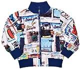 Desigual Gerard Boy 's Mantel Gr. 7 Jahre, Gerard Boy's Coat Rojisimo 11-12 Years