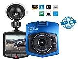 #4: Supreno 2.4 Inch LCD HD 1080P Vehicle Blackbox DVR Car Dashboard Recorder (1 Year Warranty, Assorted Colour)