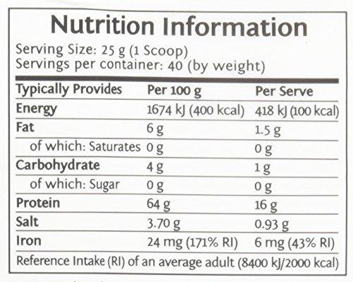 Sunwarrior 1 kg Chocolate Organic Warrior Blend Protein