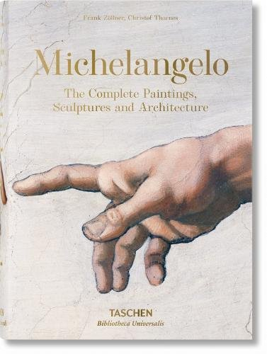 Michelangelo. The complete paintings, sculptures and architecture por Frank Zöllner