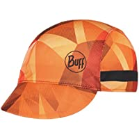 BUFF Orange-Flame Pack Bike Cap Running Trekking Basecap Baseballcap Sportcap Outdoorcap Sportcap Baseballcap Outdoorcap Hinten geschlossen