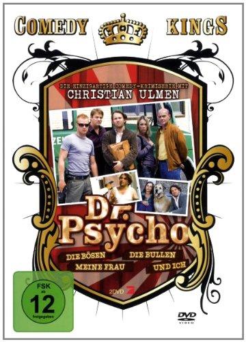 Christian Ulmen - Dr. Psycho/Comedy Kings (2 DVDs)