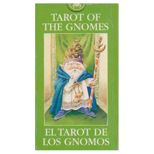 Gnomes: Mini Tarot