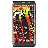 atFolix Schutzfolie kompatibel mit Archos Core 55P Bildschirmschutzfolie, HD-Entspiegelung FX Folie (3X)