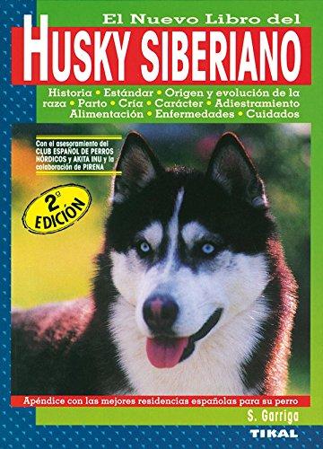 El nuevo libro del husky siberiano