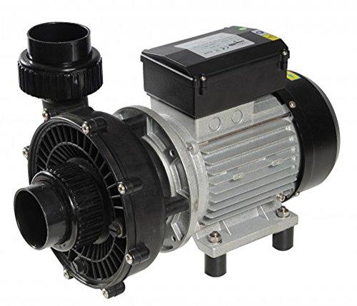 Pumpe vipool PHT 10400W Mono–Pumpe Pool–Gamme Akis–kompatibel mit Block Desjoyaux (230-volt-kondensator-motor)